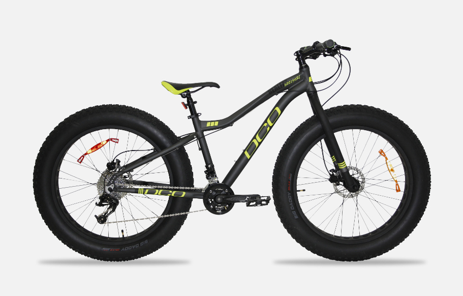 Fatbike LES DCO REALFAT BROTHERS